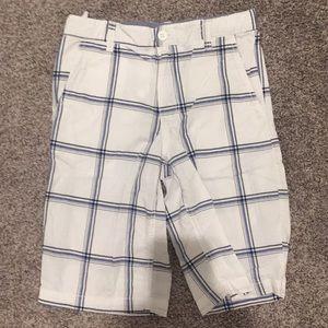 Boys old navy shorts size 12